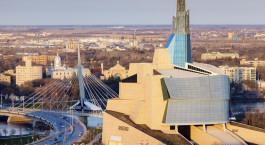 Reiseziel Winnipeg Kanada
