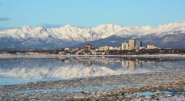 Reiseziel Anchorage Alaska
