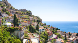 Destination Taormina Italy