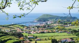 Reiseziel Horta (Faial, Azoren) Portugal
