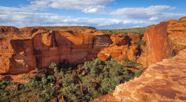 Reiseziel Kings Canyon Australien