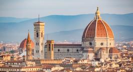 Reiseziel Florenz Italien