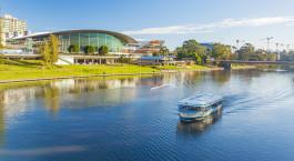 Reiseziel Adelaide Australien