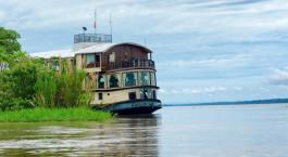 Reiseziel Iquitos Kreuzfahrt Peru
