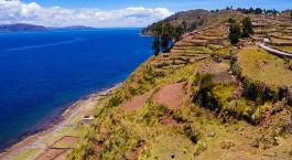Reiseziel Taquile / Amantani Peru