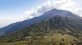 Reiseziel Mt. Meru Tansania