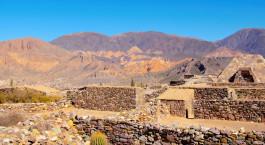 Reiseziel Tilcara Argentinien