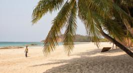 Reiseziel Ngapali Strand Myanmar