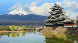Destination Matsumoto Japan