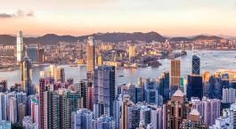 Reiseziel Hong Kong China