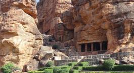 Reiseziel Badami Südindien