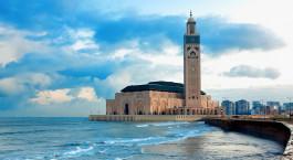 Reiseziel Casablanca Marokko