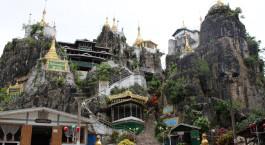 Destination Loikaw Myanmar