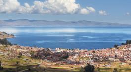 Reiseziel Copacabana Bolivien