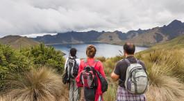 Reiseziel Otavalo Ecuador/Galapagos