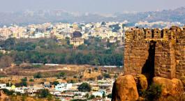 Reiseziel Hyderabad Südindien