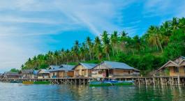 Reiseziel Sulawesi, Ampana Indonesien