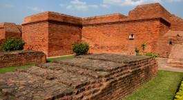 Reiseziel Patna Ostindien