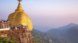 Destination Kyaiktiyo Myanmar