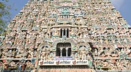Reiseziel Kumbakonam Südindien