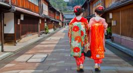 Destination Kanazawa Japan