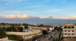 Reiseziel Moshi Tansania