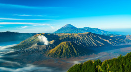 Destination Mt Bromo Indonesia