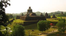 Destination Mrauk U Myanmar