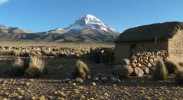 Reiseziel Sajama Bolivien