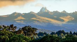 Reiseziel Mt Kenya Kenia