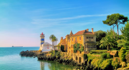Reiseziel Cascais Portugal