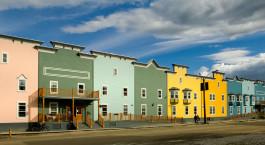Destination Dawson City Canada