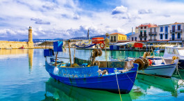 Destination Rethymno Greece