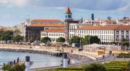 Reiseziel Ponta Delgada (Sao Miguel, Azoren) Portugal