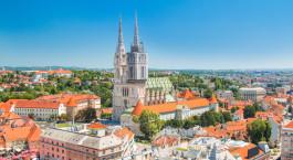 Reiseziel Zagreb Kroatien & Slowenien