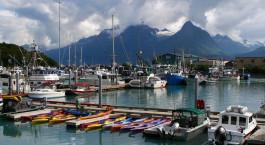 Destination Valdez Alaska