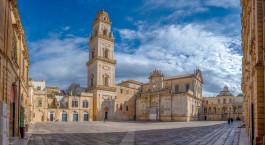 Destination Lecce Italy