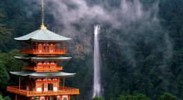 Reiseziel Kumano Kodo Japan