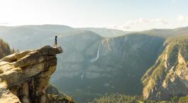 Reiseziel Yosemite Nationalpark USA