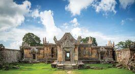 Reiseziel Preah Vihear Kambodscha
