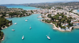 Reiseziel Porto Heli Griechenland