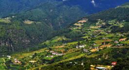 Reiseziel Mongar Bhutan