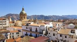 Reiseziel Palermo Italien