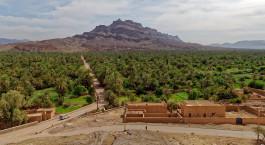Reiseziel Agdz Marokko