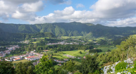 Reiseziel Furnas (Sao Miguel, Azoren) Portugal