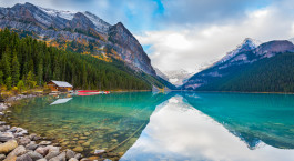 Destination Lake Louise Canada