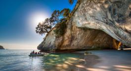 Reiseziel Coromandel Halbinsel Neuseeland