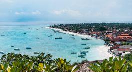 Destination Nusa Lembongan Indonesia