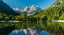 Reiseziel Kranjska Gora Kroatien & Slowenien