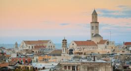 Reiseziel Bari Italien